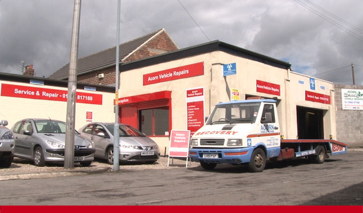 Acorn Vehicle Repairs Garage Middlesbrough